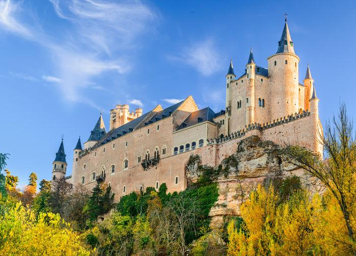 Alcázar, Segovia