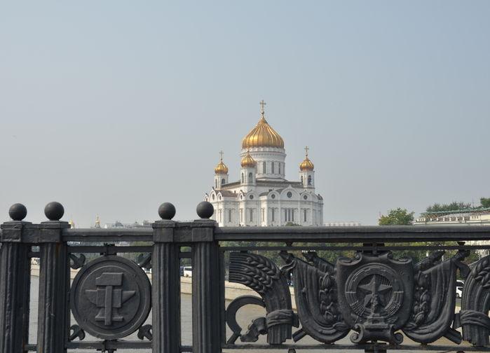 Frälsarkatedralen i Moskva